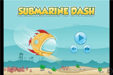 潜水艇的海底探险图片