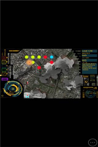空间防御战