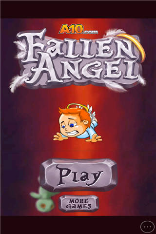 坠落的小天使