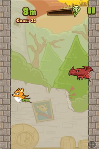 狐狸忍者冲城堡