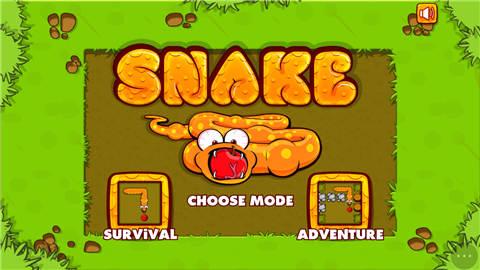 贪吃蛇想必大家都玩过,这个小游戏算是经典的升级版,玩家可以选择两个