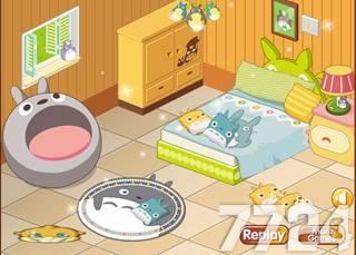 我的龙猫房间装饰