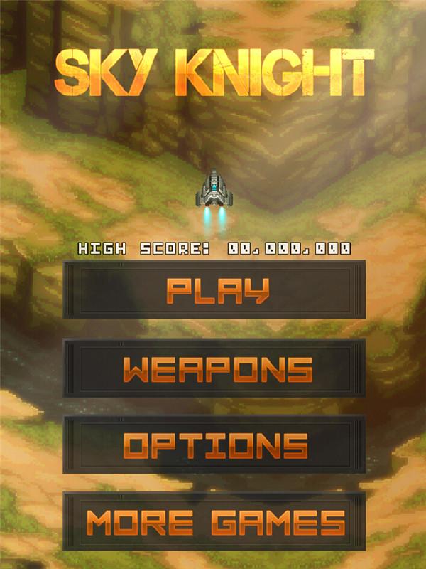 方向键控制飞机移动,空格发射子弹或触屏操作