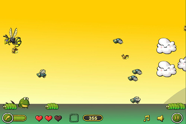 跳跃的青蛙_截图