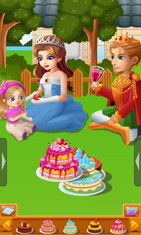 国王的家庭野餐_截图
