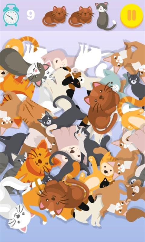 寻找猫咪_截图