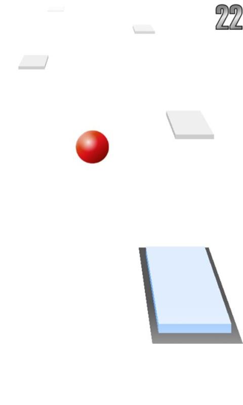 跳动的小球_截图