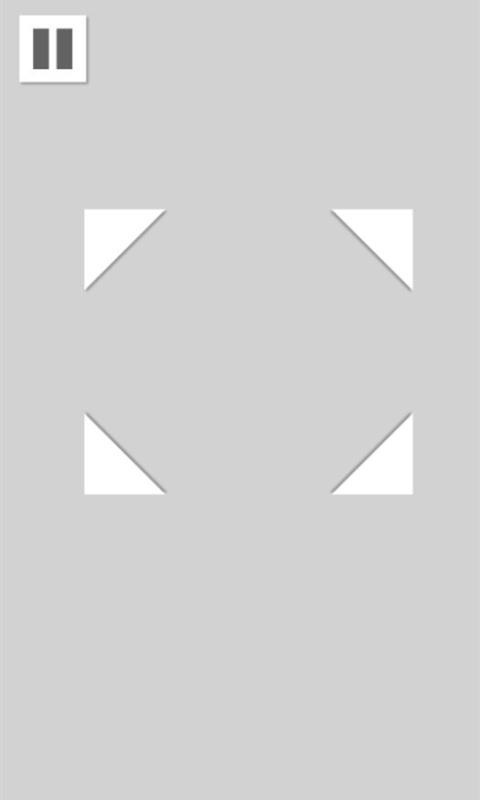 小黑球和白块_截图