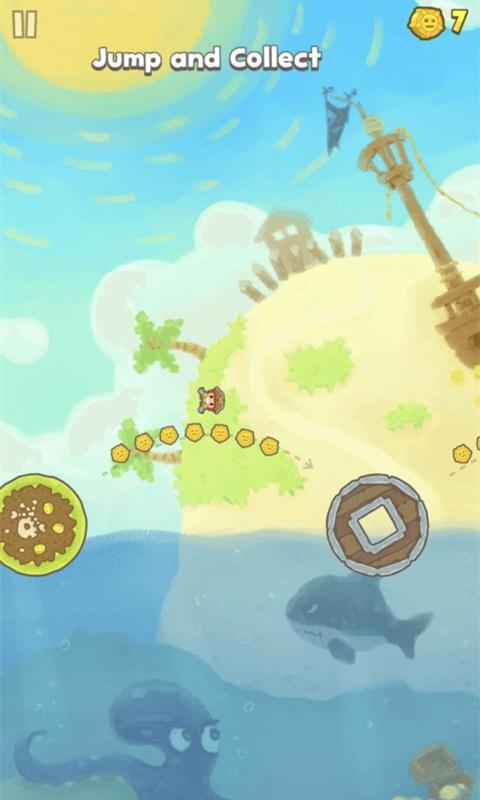 海岛岛屿跳跃_截图