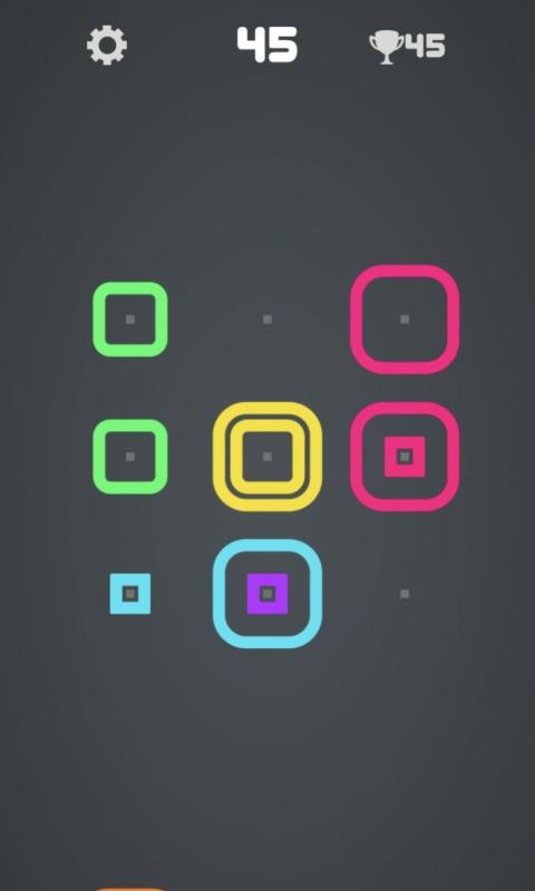 消除五彩方块_截图