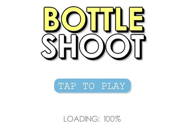 瓶子射击_截图