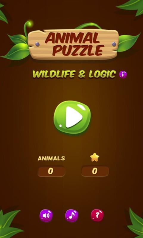 游戏库 > 动物滑动拼图   游戏简介 游戏中,我们需要通过滑动方块将