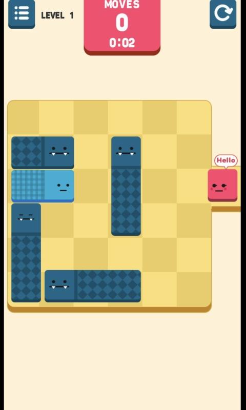 拯救紅色方塊