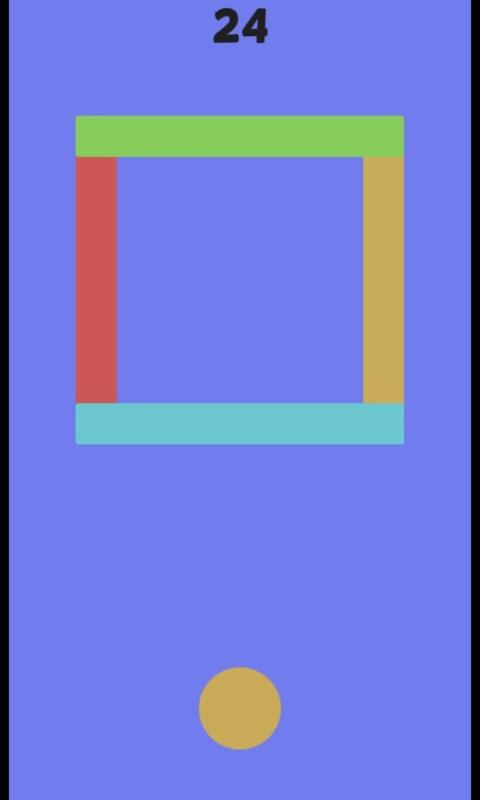 顏色方框大挑戰