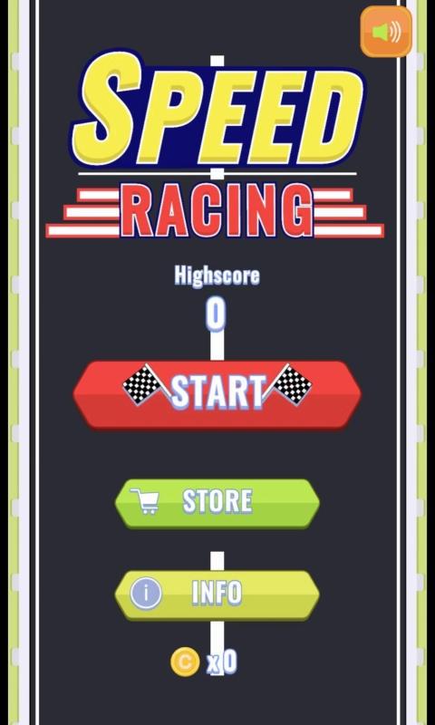 急速的赛车手