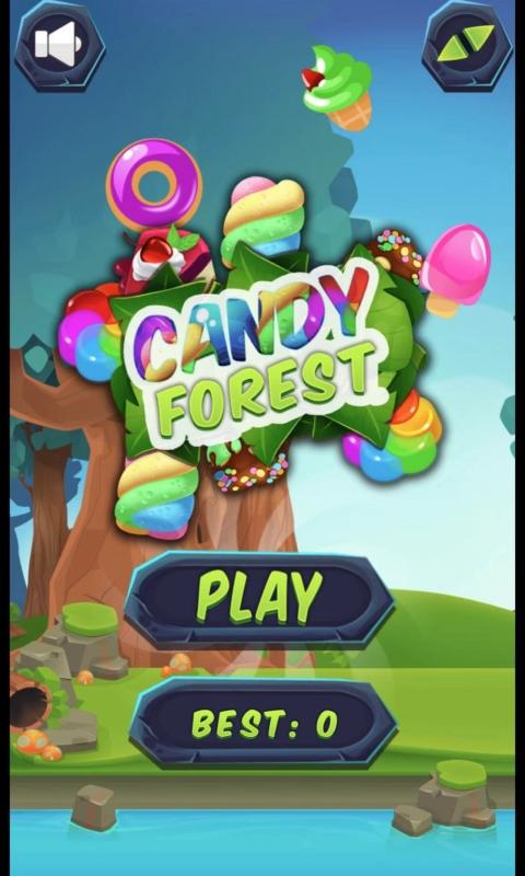 糖果森林对对碰