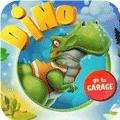 恐龙推草机